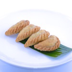 Vegetarian Curry Puffs